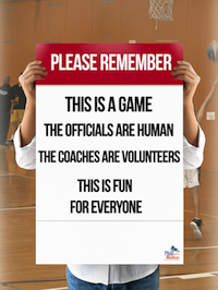 Basketball Please Remember poster