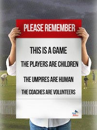 Cricket 'Please Remember' poster