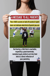 A Message to All Parents Poster