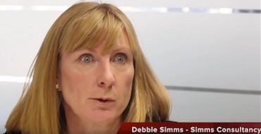 Debbie Simms talks about communication and inclusion