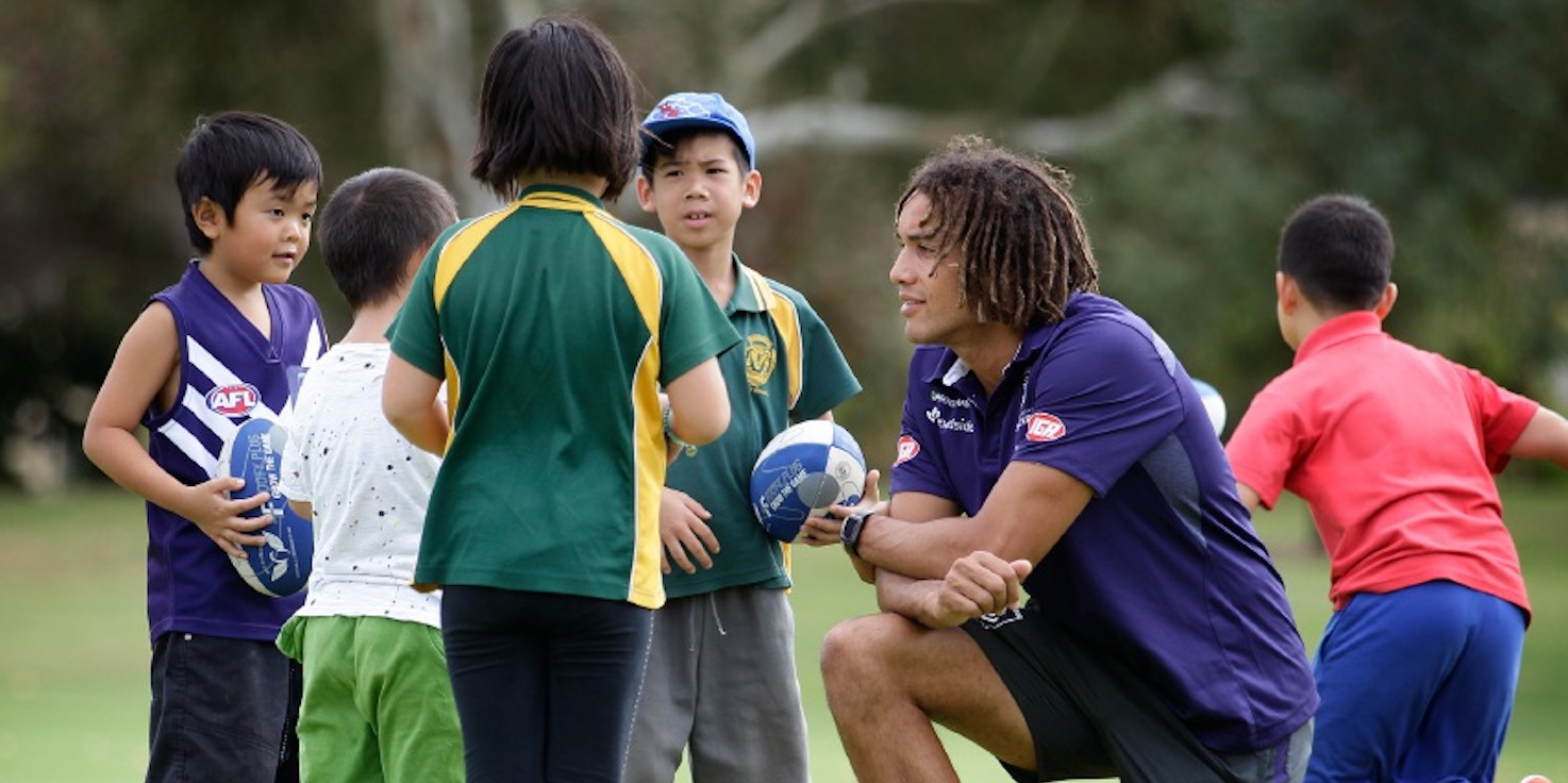 ... Practical steps to supporting diversity in junior sport