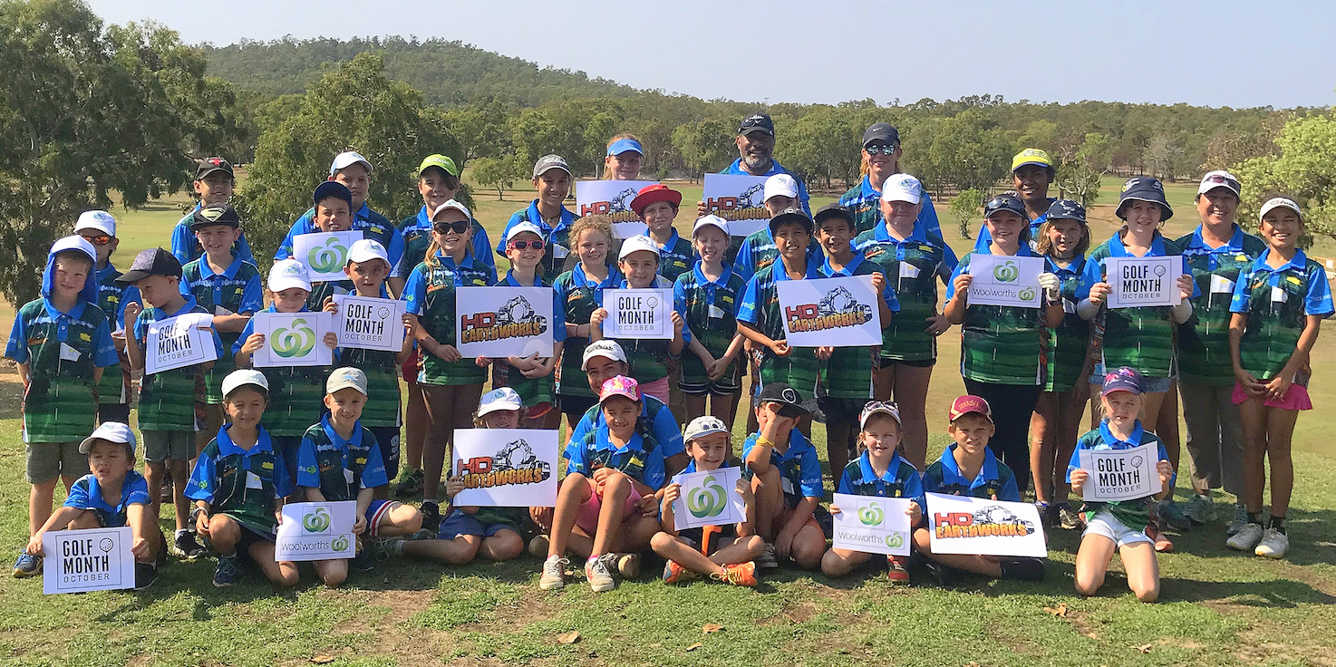 Gove Country Golf Club - Girls Golf Initiative