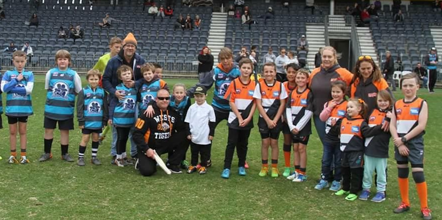 Penrith Giants - Kickability, for young people with autism