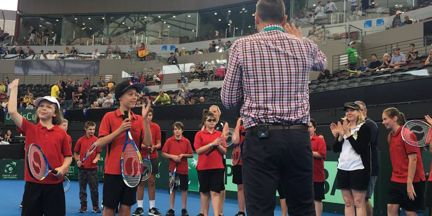 Tennis Queensland - Raising awareness of inclusivity