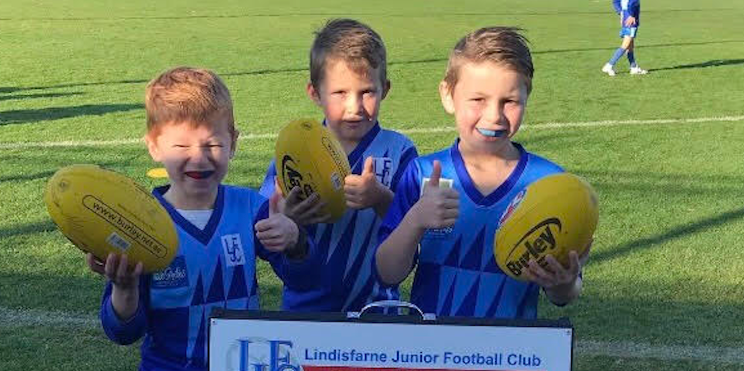 Lindisfarne Junior Football Club - Staying Connected