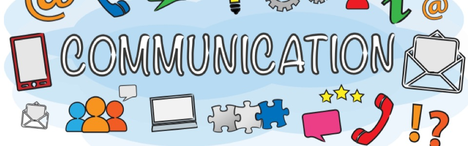 Communication tips graphic