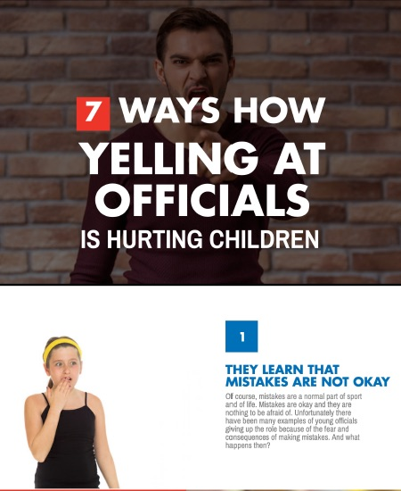 7 ways how yelling at officials is hurting children
