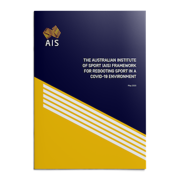 AIS Framework for Rebooting Sport report image
